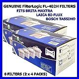 Filterlogic FL402H Cartucho Filtro Agua