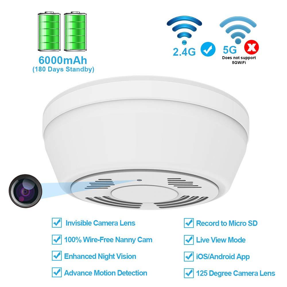 Detector FUVISION Cameras Internet Security