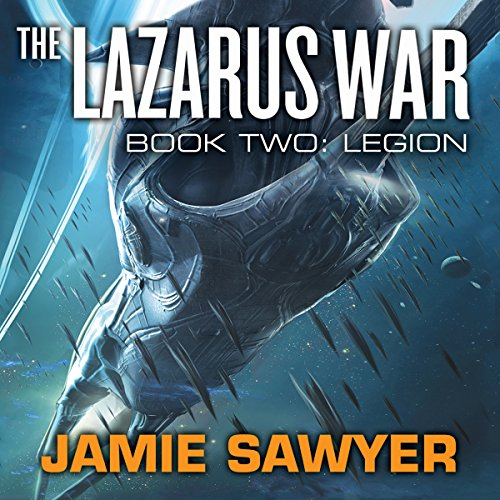 The Lazarus War: Legion cover art