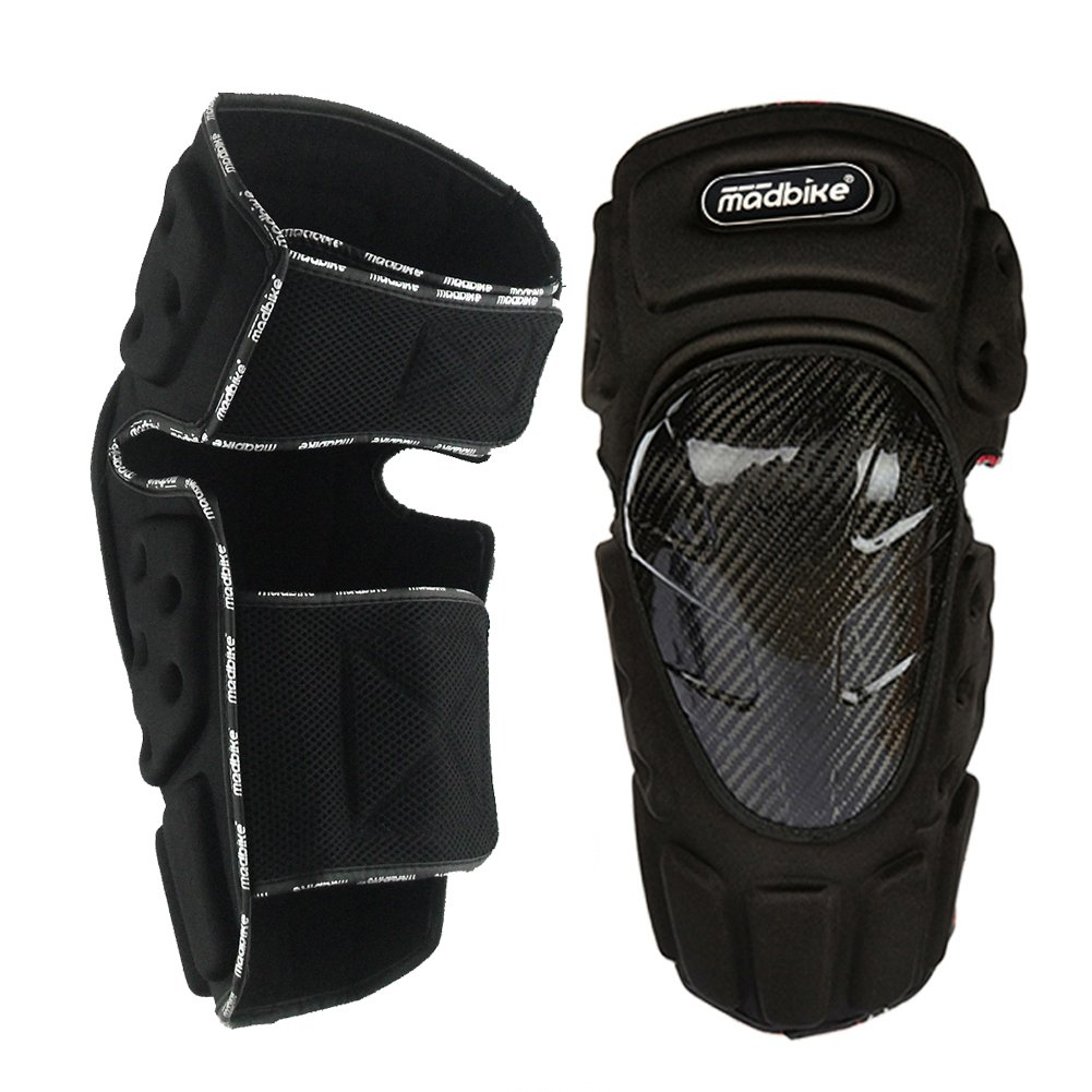 Ridgeyard Racing Motorcycle Motocross Knee Pads Protector Adult Body Guards Protection Shin Pads
