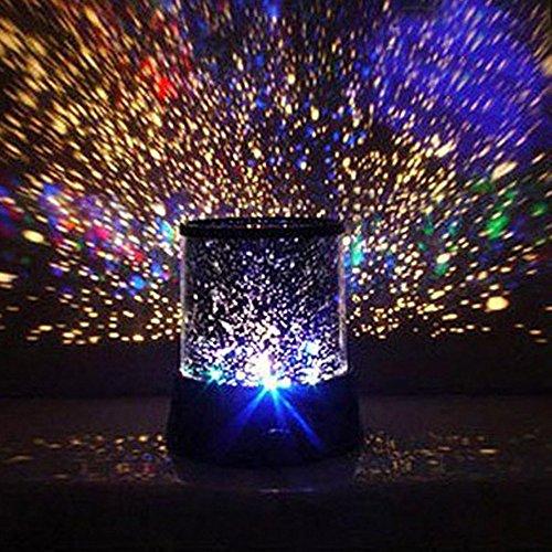 「KBook」 スター マスター 星空投影 プラネタリウム 満天星 幻想的な星空 ビューティ インテリア イルミネーション ロマンチック雰囲気作り デート 子供のおもちゃ 星空 ブラック