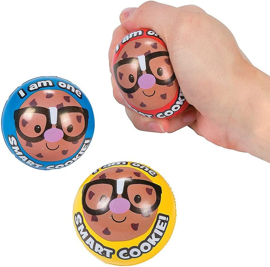 A.K. AllYourNeed excellence 12 PC Balls Smart Recommendation Cookie Stress