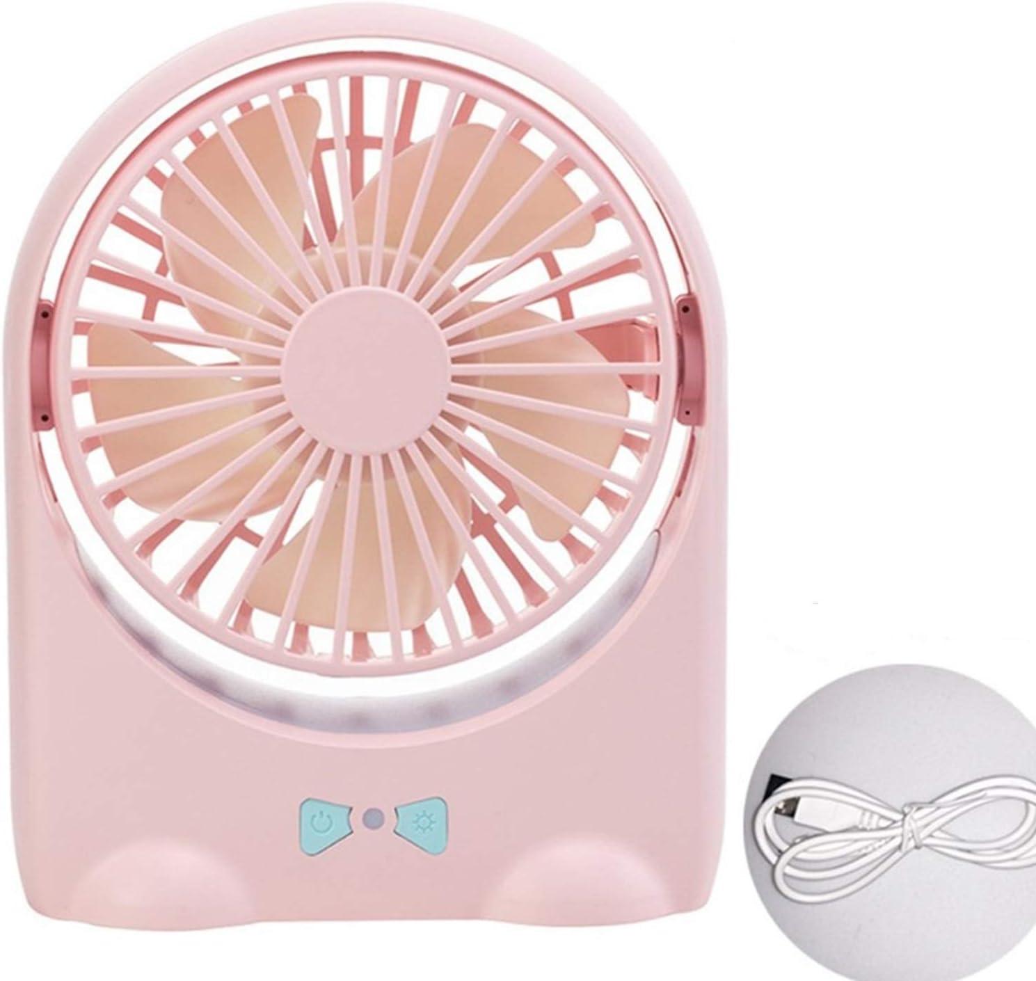 Free shipping Guizhoujiufu Baltimore Mall Ultra-Quiet Mini Fan Portable Recharg Small USB