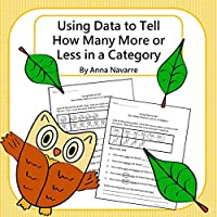 Using Data to Tell How Many More or Less