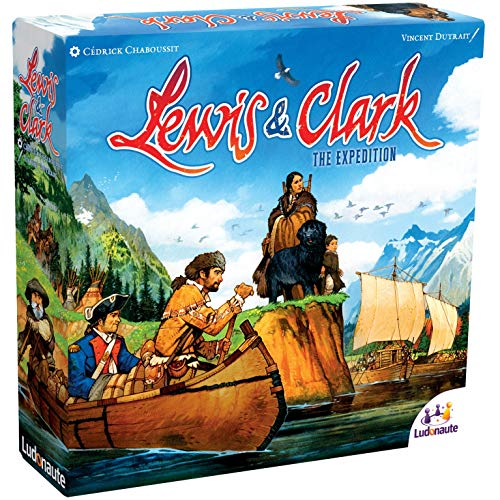 Ludonaute Lewis & Clark The Expedition