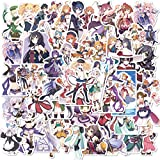 Pegatinas de princesa Connect! Re:Dive Anime Juego de 50...
