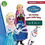 Frozen. Un cuento para cada letra: p, m, l, s (Leo con Disney - Nivel 1)...
