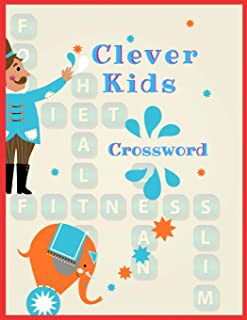Clever Kids Crossword: Crossword puzzle dictionary 2019 Puzzles, Games for Every Day quick crossword collection Puzzle Book Brain (USA Today Puzzles)
