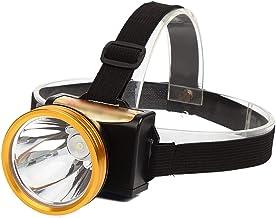XUANLAN LED Strong Headlights Outdoor Riding Night Fishing Rechargeable Headlights Adjustable Head-Mounted Flashlight