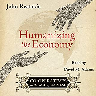 Humanizing the Economy audiobook cover art