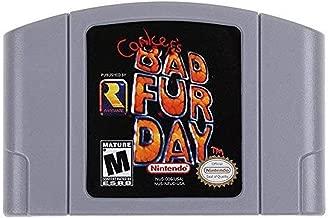 Best conker's bad fur day nintendo 64 Reviews