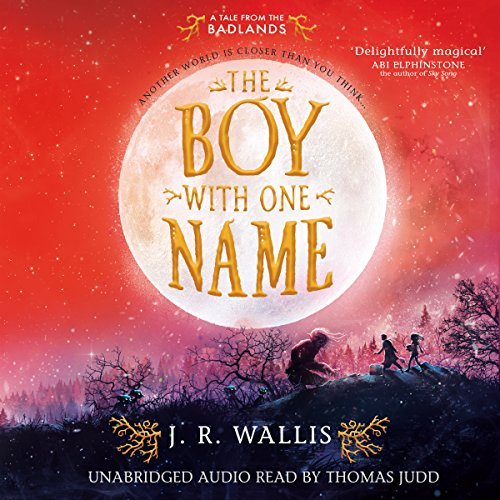 The Boy with One Name cover art