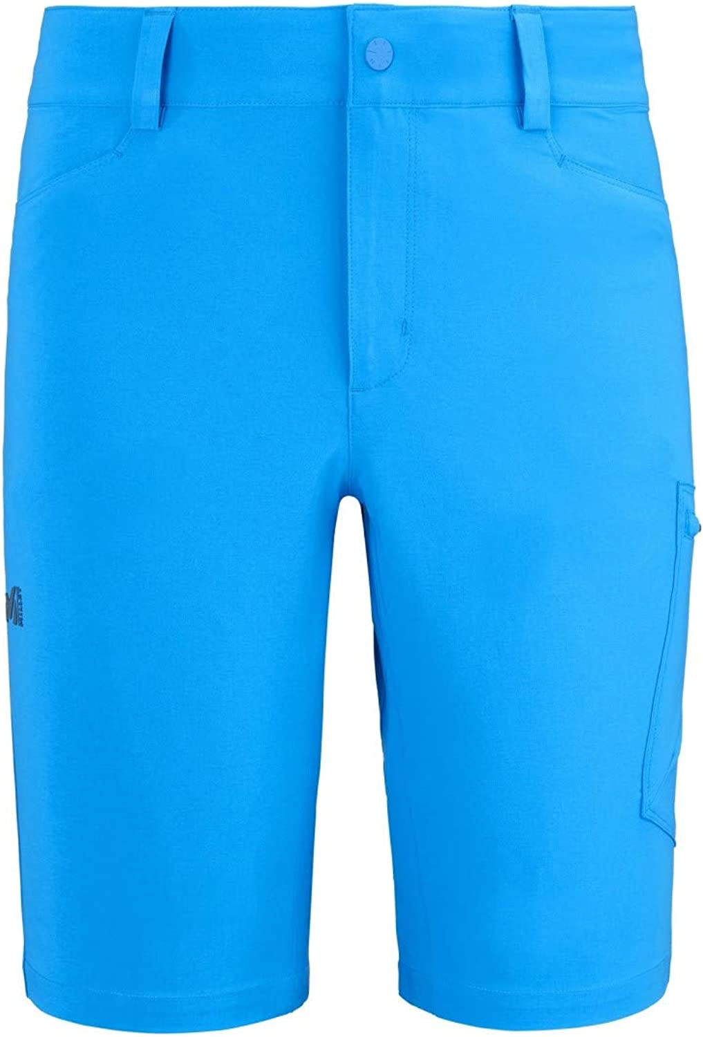 MILLET Wanaka Stretch Short - Short - Homme Electric Blue / Orion Blue