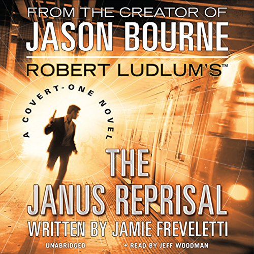 Robert Ludlum's (TM) The Janus Reprisal audiobook cover art