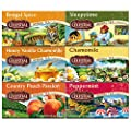 Celestial Seasonings Herbal Tea Variety Pack, 20 Count (Pack of 6) by AmazonUs/HAICJ
