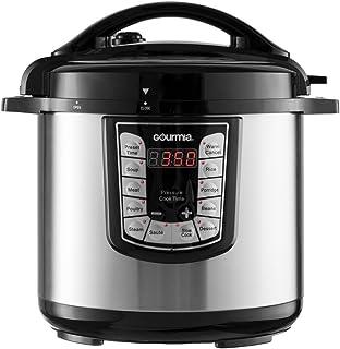 Gourmia GPC800 8 Qt Digital Multi-Mode SmartPot Pressure Cooker | 13 Cook Modes |..