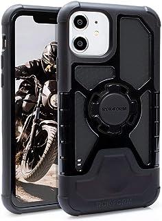 Rokform - iPhone 11 Magnetic Case with Twist Lock, Crystal Slim Magnetic iPhone Case Series (Black)