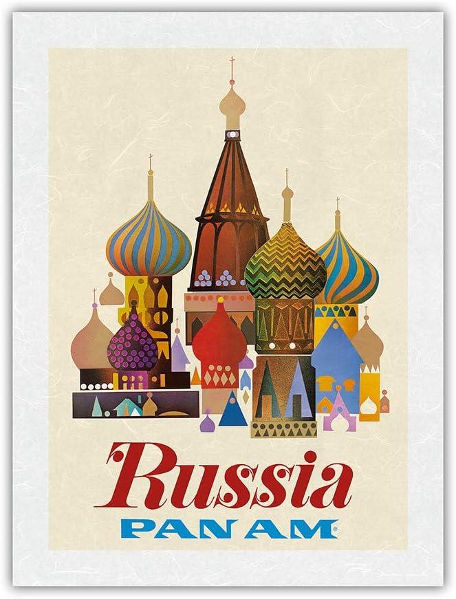 Russia - Pan American World Cathedral Airways M Saint Atlanta Ranking TOP2 Mall Basil's