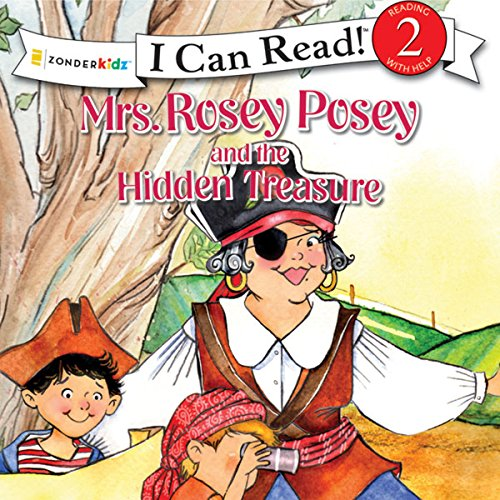 Mrs. Rosey Posey and the Hidden Treasure  audiobook cover art
