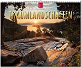 TRAUMLANDSCHAFTEN - Original Stürtz-Kalender 2017 - Großformat-Kalender 60 x 48 cm