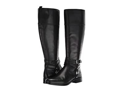 MICHAEL Michael Kors Preston Boot (Black 1 WS) Women
