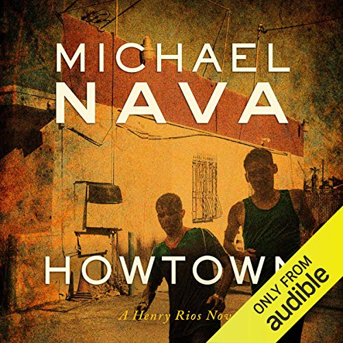 Howtown audiobook cover art