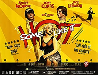 Some Like It Hot 2000 Authentic 30