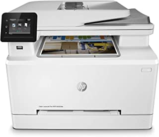 HP Color LaserJet Pro MFP M283fdn - Impresora láser multifunción, color, Ethernet (7KW74A)