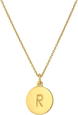 Kate Spade Pendants R Pendant Necklace
