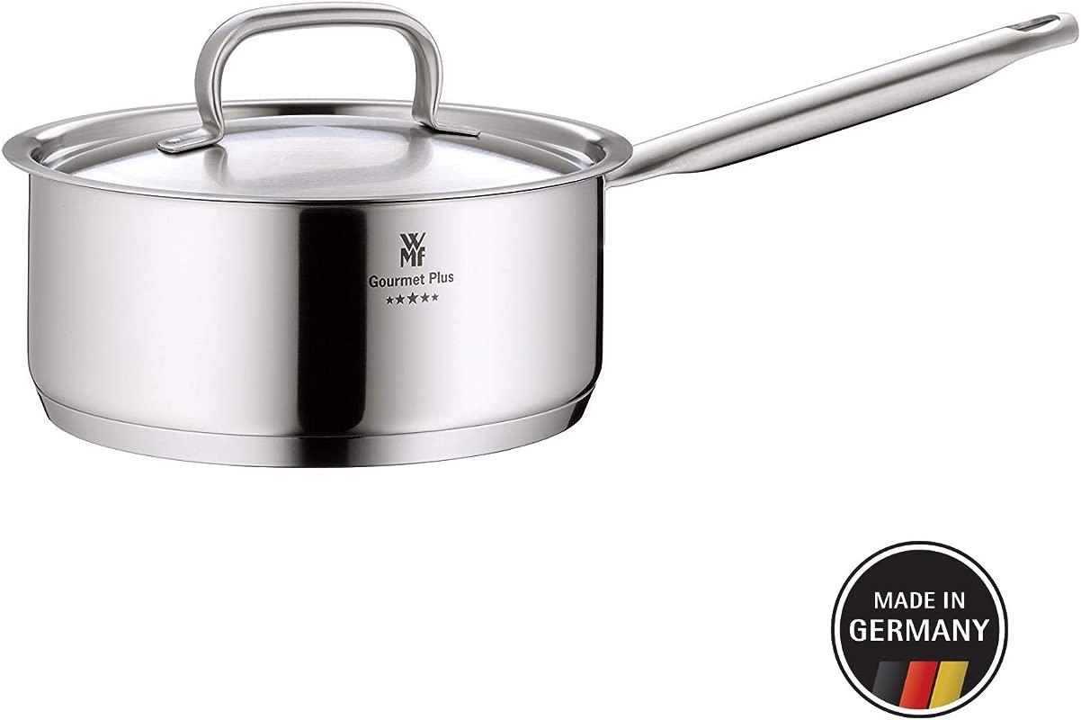WMF 726206030 Casserole Haute Gourmet Plus 20 Cm Avec Couvercle
