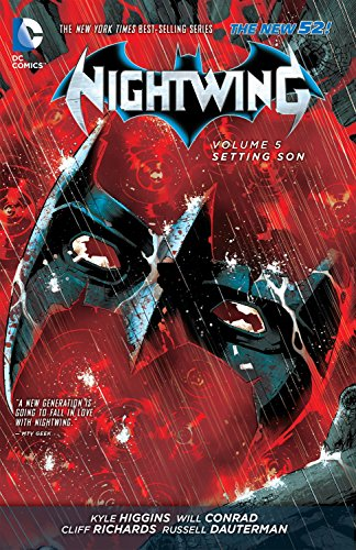 Download Nightwing Vol. 5: Setting Son (The New 52) (Nightwing: The New 52!) 1401250114