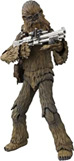 Bandai S. H. Figuarts Star Wars (STAR WARS) Chewbacca (SOLO) about 175 mm ABS & PVC painted movable figure Japan Import