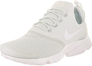 NIKE Women's Presto Fly Barely Grey/White Running Shoe 8 Women US