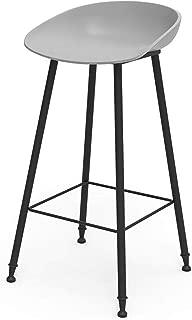 fantasticlife06 New Nordic Bar Stool European Modern Minimalist Home Gold Wrought Iron Stool Creative Bar Chair High Chair,Sitting High 456