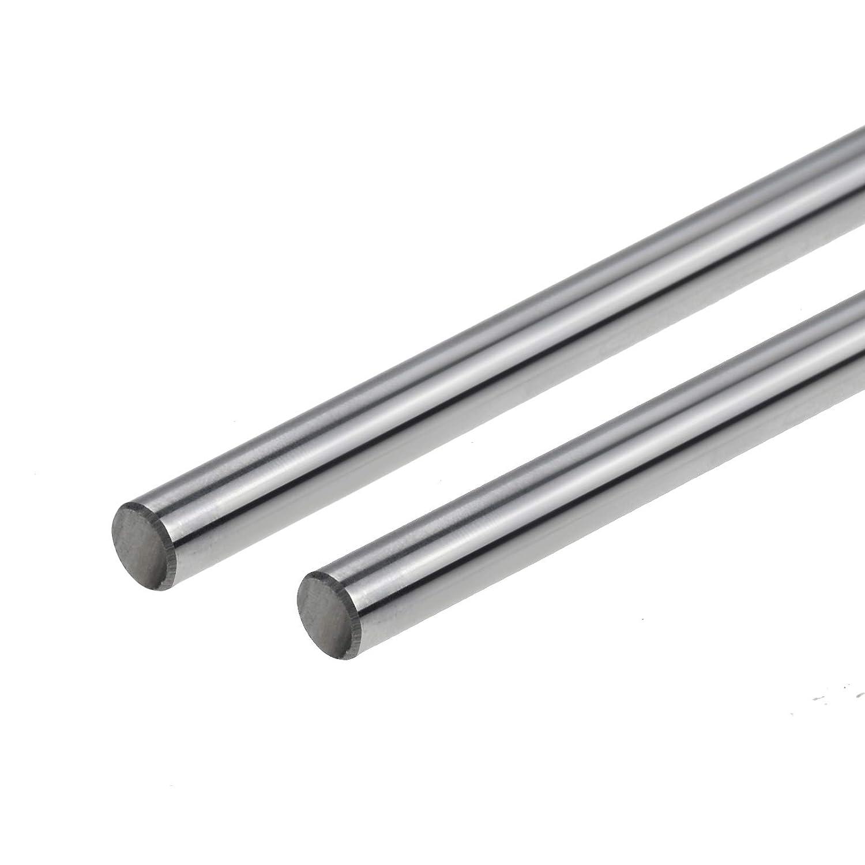 2PCS 10MMx380MM Linear Motion Rods Case Chrome Hardened High Branded goods order R