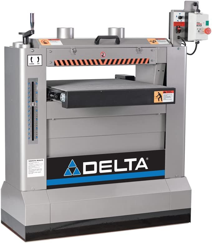 Delta Woodworking 31-481 26-Inch Dual 3-HP New York Mall Sander 230V Drum Limited time for free shipping