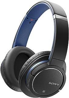 ソニー SONY ワイヤレスノイズキャンセリングヘッドホン MDR-ZX770BN : Bluetooth対応 マイク付き ブルー MDR-ZX770BN L