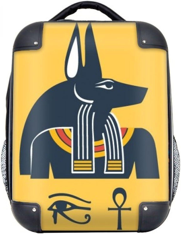 DIYthinker Die alte gypten Abstrakt Dekoration Muster-Harter Fall Schulter Kind-Rucksack-Geschenk 15