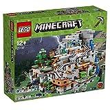 LEGO Minecraft 21137la Montaña Cueva construcción Juguete