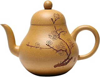 Authentic Purple Sand Teapot Raw Ore Mud Handmade Travel Convenient Tea Set Household Drinking Utensils 210Ml Perfect Gift