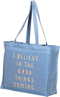 Shopping Tote for Girls Women Large Beach Tote Shoulder Bag Cotton Embroidery Canvas for Shopping Groceries Books Beach Travel