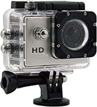 """$24 » GoCam 720p HD Waterproof Sports and Action Video Camera with 2"""" LCD and Wide Angle View"""