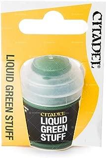 Games Workshop Citadel Liquid Green Stuff (0.4 fl. oz, 12ml)