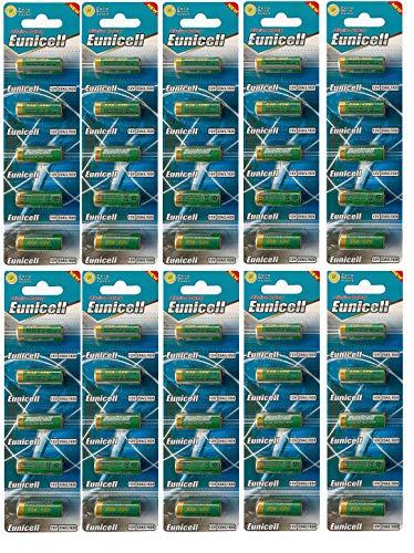 Energy01 Alkaline 23A MN21 50 batterijen, 12 V, zonder kwik, multi-voordeelverpakking (A23 / V23GA / LRV08 / 8LR932) ontworpen voor afstandsbedieningen, klokken en veiligheidssystemen (50 batterijen)