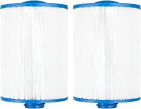 Clear Choice Pool Spa Filter 6.00 Dia x 8.25 in Cartridge Replacement for Waterway Aladdin 14510 Baleen AK-9019, [2-Pack]