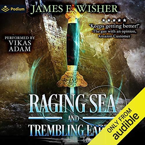 Raging Sea and Trembling Earth Titelbild