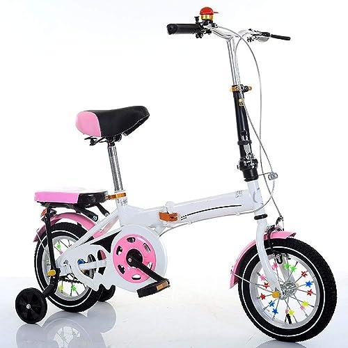 BABYCBICK Kind fürrad Folding Kinder fürrad 7-15 Jahre Alte Jungen Und mädchen Outdoor Sports Reiten Studenten Kinder Sichere Balance Dreirad Einstellbar