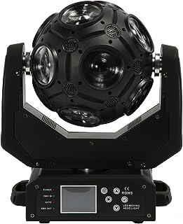 IMRELAX DJライト 12颗20W RGBWムービングライト LEDボール ライトビームライト 回転 エフェクトライト 居酒屋・ディスコ・家庭用 ステージ照明効果 IM-MH1220