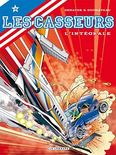 Intégrale Les Casseurs - tome 3 - Intégrale Les Casseurs 3