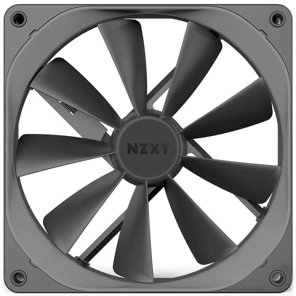 Nzxt - Ventilador Ordenador Pack 2 Unidades de 140mm silencioso (RF-AF140-D1): Amazon.es: Informática